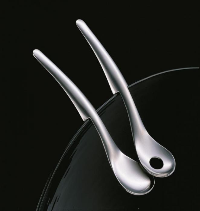 Servierlöffelchen Piccino mono-Metallwaren