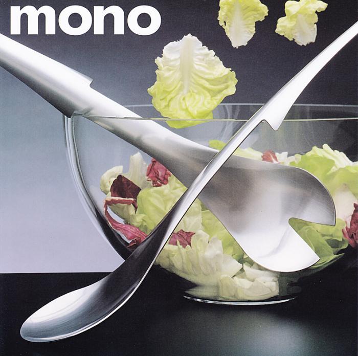 Salatbesteck zum Einhängen Salado