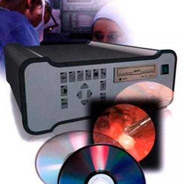 Endoskopiegerät mit digitalem Bildspeichersystem Everrec